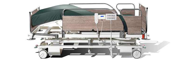 Le lit ICB, Intelligent Caring Bed (lit de soins intelligent), proposé par la société Domodep, est un lit intelligent.