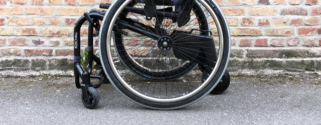 Nous avons eu l'occasion d'essayer la toute nouvelle roue électrique fabriquée par Alber…