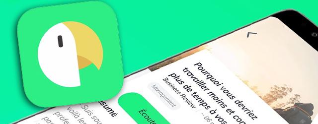 Elocance est une application gratuite qui permet de lire par voix de synthèse du contenu tel que…