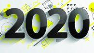 Une nouvelle année commence, remplie de bonnes résolutions et d'espérance. Tous nos vœux pour 2020 !