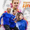 Estelle Denis et Stéphane Diagana court un semi-marathon les yeux bandés dans des conditions exceptionnelles !